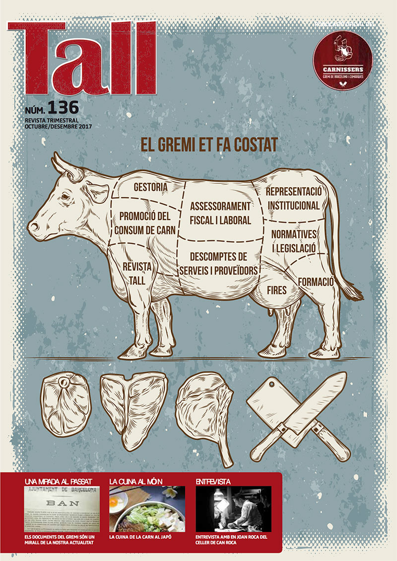 Revista Tall Barcelona 136