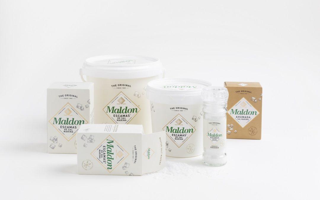 Maldon® 570gr. Un més a la gran família de Sal Maldon®